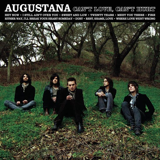 Augustana альбом Can't Love, Can't Hurt