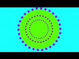 Spinning Circle Green Screen Transition Pack-- ФУТАЖ-ПЕРЕХОД