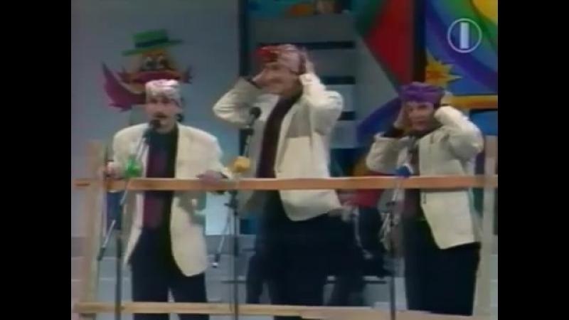 КВН Высшая лига (1995) 1_4 - ХАИ - СТЭМ