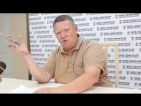 Николай Панков о переводе часов в Саратовской области