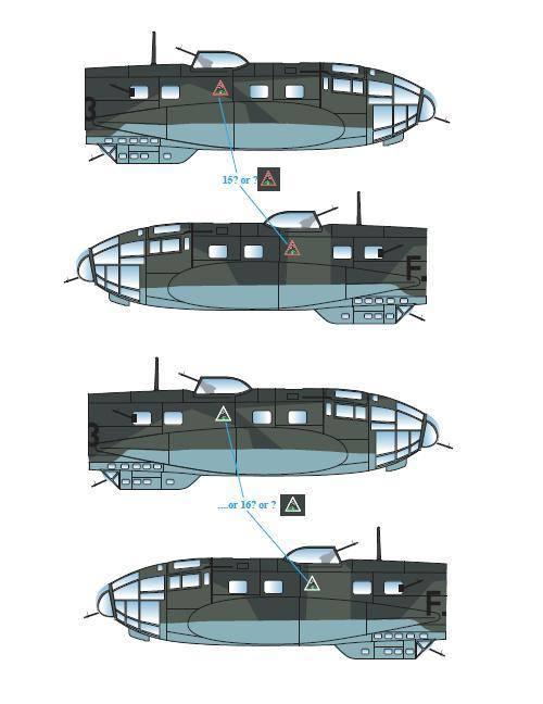 SBS Models Decals 1//72 HEINKEL He-111P Bomber HUNGARIAN AIR FORCE