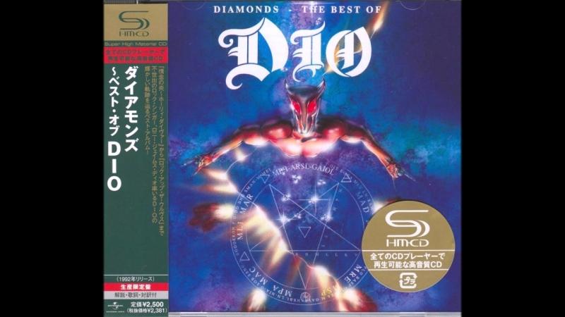 Dio - Diamonds - The Best Of DIO (SHM-CD) [UICY-90921]