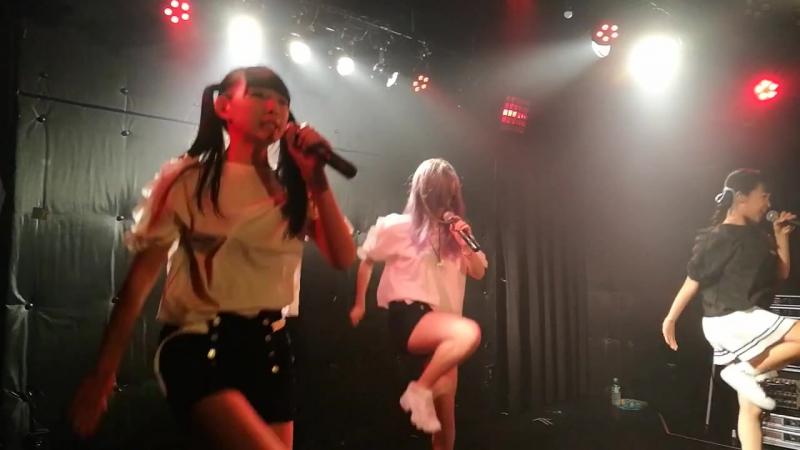 SAKA-SAMA - taikutsu otome'@渋谷DESEO mini (2017.8.28)