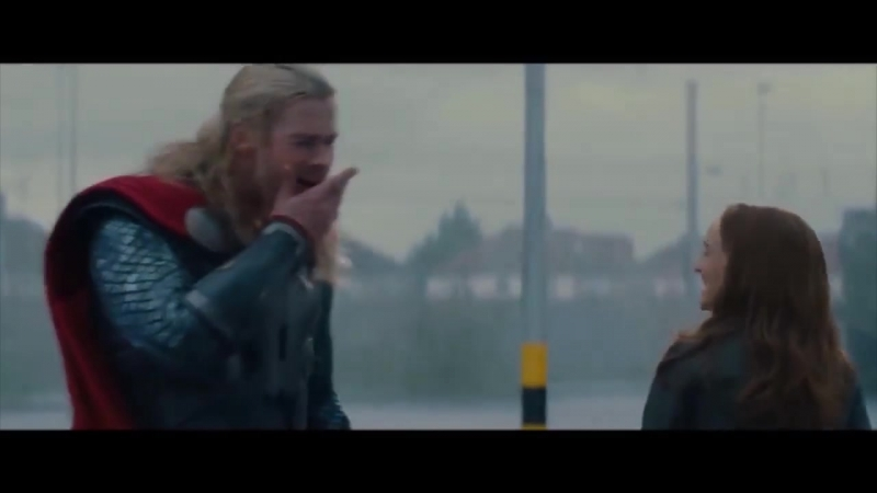 Thor - Funniest Bloopers