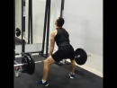 Становая тяга (сумо)130 кг на 8 раз!