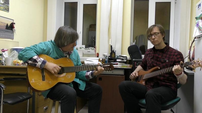 Я увижу во сне Виталий Замковой и Никита Ульященков