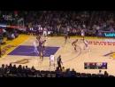 Лос Анджелес Лейкерс 92 95 Портленд Трэйл Блэйзерс Обзор матча Баскетбол НБА 24 декабря