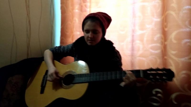Анастасия Вишнякова(Cherry)- Заметался пожар голубой(слова - С.А.Есенин) (улучшен звук)