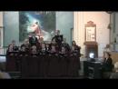 концерт Губаницы 14 11 17 г хор Karitas