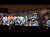 фестиваль света на дворцовой