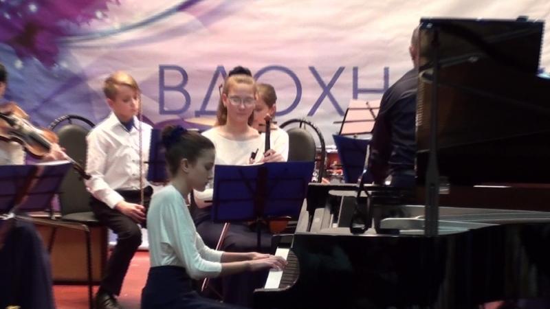 Полунин Концертино для ф-но с оркестром