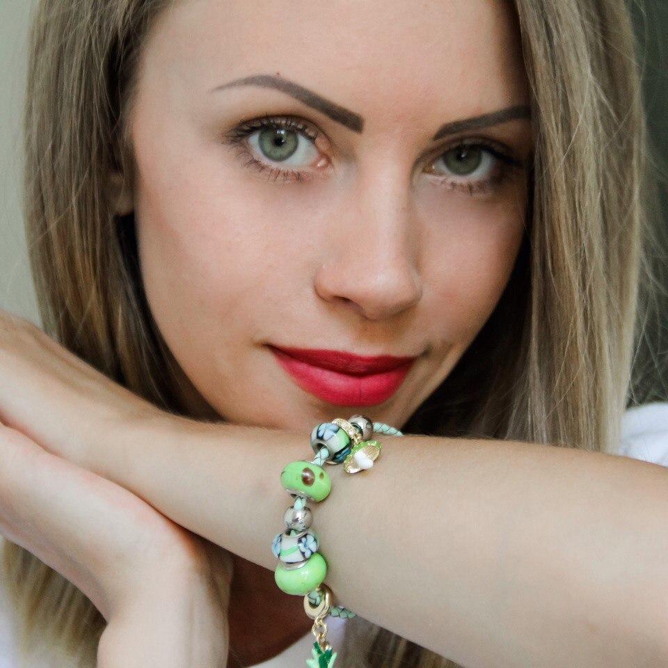 Красивые и качественные браслеты Аналог pandora