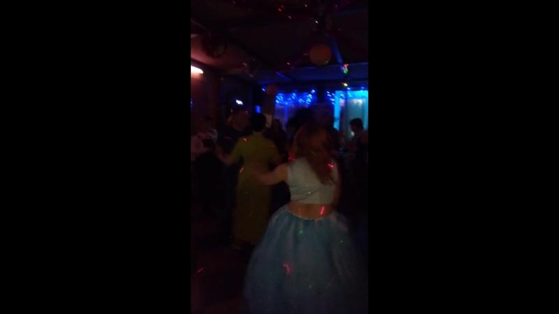 Бразильский танец на новогоднем кооперативе