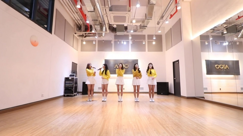 2017.05.04 A100 Entertainment First Project — PRACTICE NINE (레드벨벳 (Red Velvet) — Would U)