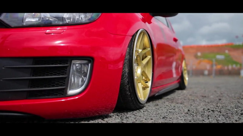 VW Mk6 GTD 3SDM Alloy Wheels | Perfect Stance