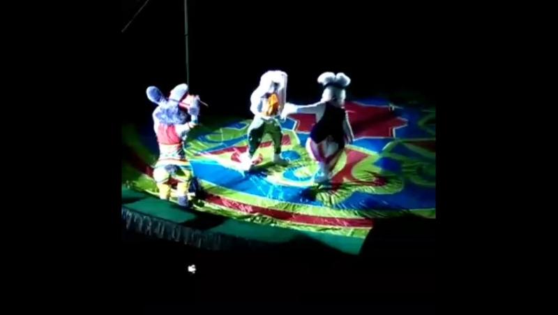 большой цирк алматы😍🤗