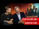Harrison Ford thought Ryan Gosling's name was WHAT?!