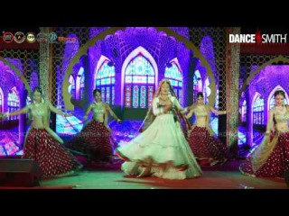 Ms Payal Performing in Nazrana Show on Salam e Ishq with DanceSmith