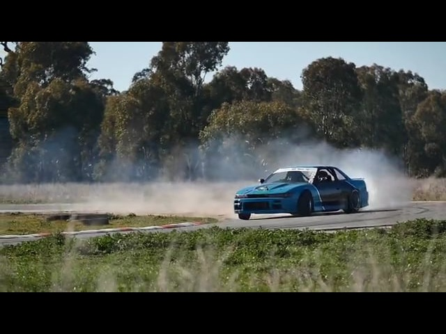 Foot Lower Racing - Drift Division at Wilby 2017
