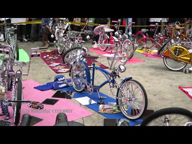 BIKEWARS 4 Lowrider Bicycle Show Philippines 5 24 2015