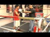 Boxing D-BLOCK Coach ZEKECoach MAC ROGERS #3