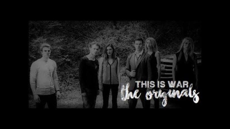 The Originals this is war ♣