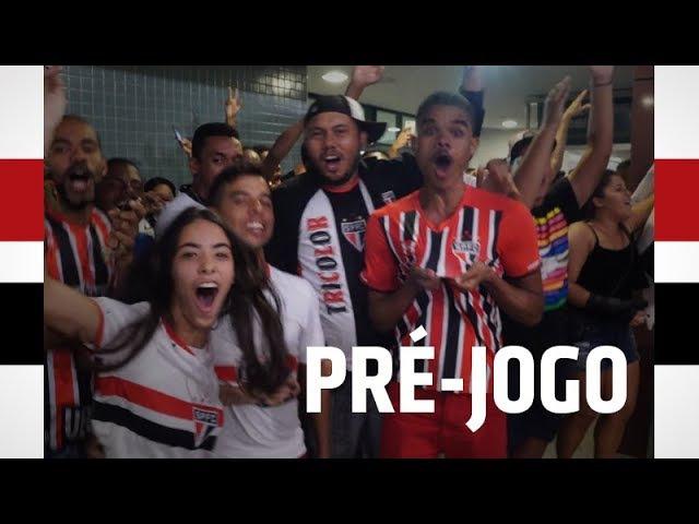PRÉ-JOGO: VITÓRIA x SPFC PAULO BÓIA | SPFCTV