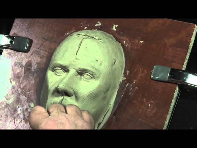 Sculpting The Face Part Two