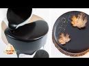 ❤️ Rezept dunkle Mirror-Glaze mit Kakao und ohne Glucosesirup ❤️