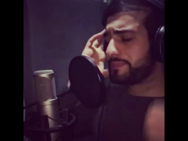Instagram post by Ⓜ️urat Gamidov Singer 🎙 Oct 7 2017 at 3 58pm UTC