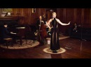 Chasing Pavements - Adele 1920s Gatsby Style Cover ft. Hannah Gill