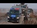 Отряды российской военной полиции провели гумконвой на учениях в Казахстане
