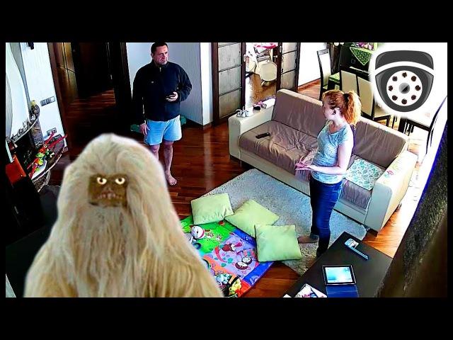 Поиски Домового | Cam Pranks — Пранки c камерами