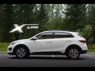 Rio X-line (xline cross) конкурент Hyundai Creta (2WD 1.6) ?