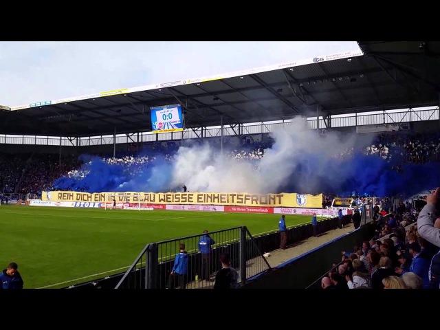 1. FC Magdeburg gegen SV Wehen Wiesbaden 1:0, MDCC-Arena / 24.10.2015 (HD)