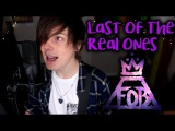 Last Of The Real Ones - Fall Out Boy - Acoustic Cover