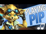 Paladins Song - Playing Pip (Foster the People - Pumped up Kicks PARODY)