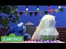 Grobi erklärt Wenig und viel Sesamstraße