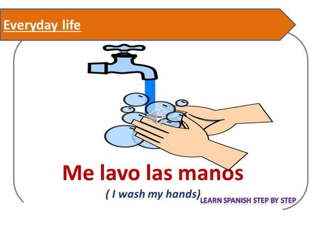 Spanish lesson 33 -Describe your everyday life - Describe tu vida cotidiana en español