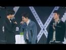 чен, сухо, кай - я люблю тебя - EXO Nature Republic Fan Festival [180203]