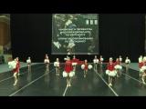 Выступление команды SIRIENS 8-11 лет