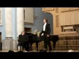 Михаил Меньшиков- С В Рахманинов, Романс молодого цыгана из оперы