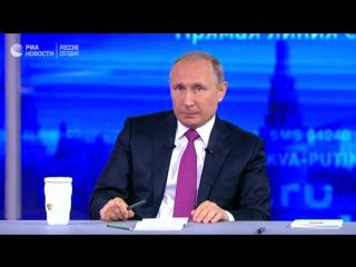 Президент ответил на вопрос о протестах и диалоге с оппозицией