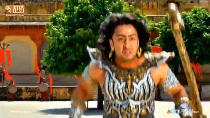 Arjuna v⁄s karna First Fight