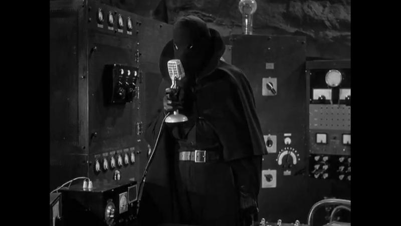 Бэтмен и Робин (1949) 10 серия ( перевод одноголосый)