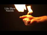 Огонь в руке Заказать вы можете на страничке https://vk.com/likeshow_nalchik