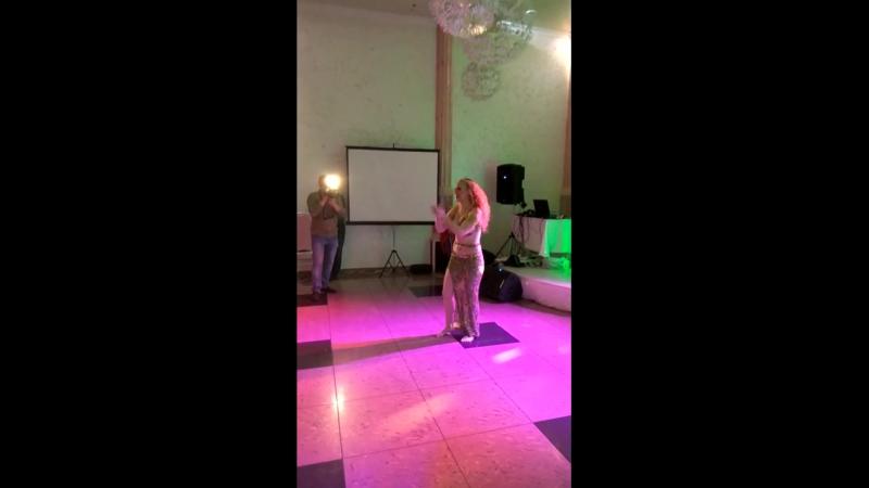 Выступление на свадьбе Алексея и Нины 14 Октября 2017 года