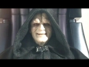 Hot Toys MMS467 / MMS468 Star Wars Episode VI Return of the Jedi - Emperor Palpatine 1/6 at Secret Base