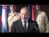 11_12_2017 - Речь Владимира Путина на авиабазе Хмеймим в Сирии