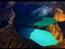 FLORES ACTIVE VOLCANOES - KELIMUTU -